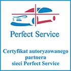 Certyfikat 'Perfect Service'