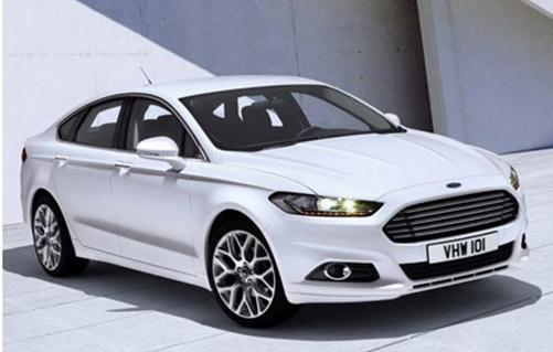 Ford Mondeo – czwarta generacja
