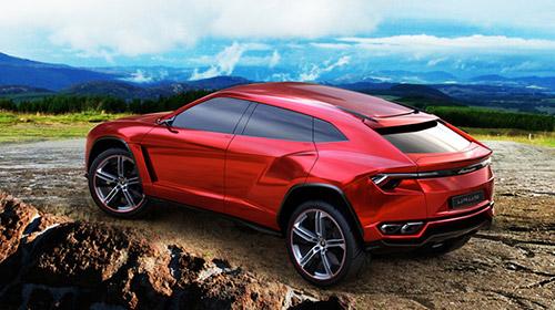 KIedy debiut SUV-a Lamborghini?